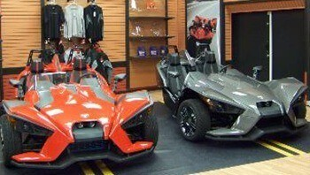 Slingshot Motorcycles available at Libby's MotoWorld in New Haven, CT